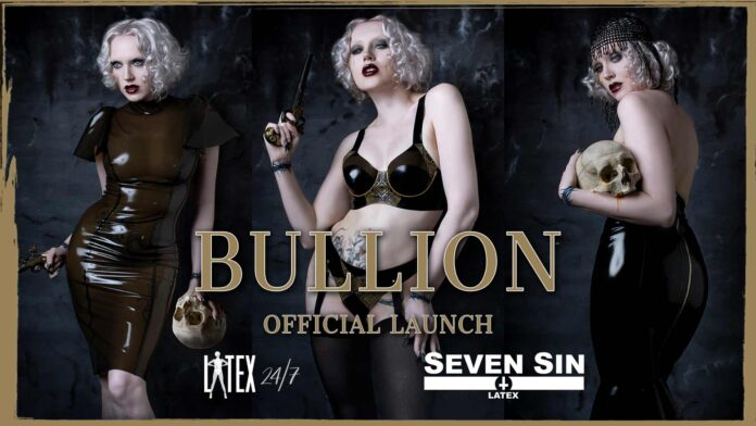 Seven Sin Latex Bullion Collection Official Launch