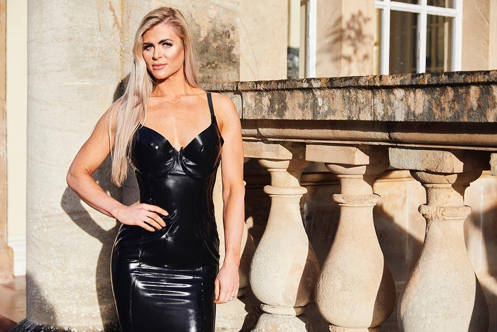 Dea Couture Latex Fashion Interview