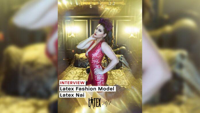 Model and Latex Fashion Advocate Latex Nai Interview