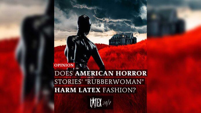American Horror Stories Rubberwoman